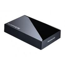 MEDIACOM MYSTORAGE 3.0 BOX ESTERNO SATA 3,5'' NERO M-HDMS3