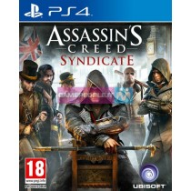 PS4 ASSASSIN'S CREED SYNDICATE SPECIAL EDITION VIDEOGAME