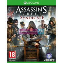 XBOX ONE ASSASSIN'S CREED SYNDICATE SPECIAL EDITION VIDEOGAMES