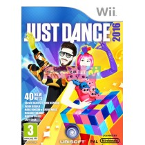 WII JUST DANCE 2016 VIDEOGAME