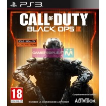 PS3 CALL OF DUTY BLACK OPS III VIDEOGAME