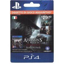 PS4 ASSASSIN'S CREED SYNDACATE SEASON PASS