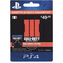 PS4 CALL OF DUTY BLACK OPS III SEASON PASS