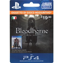 PS4 BLOODBORNE THE OLD HUNTERS - OGGETTO AGGIUNTIVO