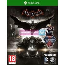 XBOX ONE BATMAN ARKHAM KNIGHT PREORDER EDITION