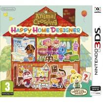NINTENDO 3DS ANIMAL CROSSING HAPPY HOME DESIGNER