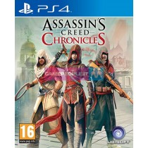 PS4 ASSASSIN'S CREED CHRONICLES VIDEOGAME